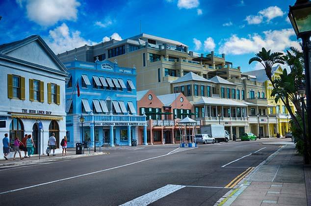 New Product development in Bermuda